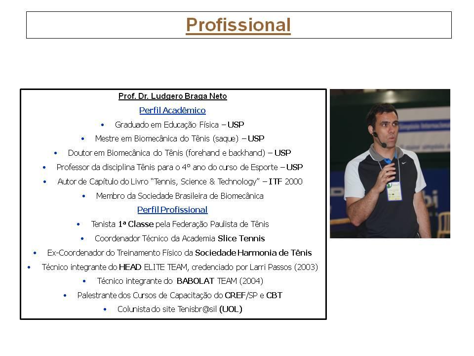 analise profissional